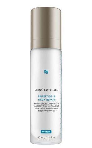 SkinCeuticals TRIPEPTIDE-R NECK REPAIR Высокоэффективный антивозрастной лифтинг-крем для шеи с трипептидом и ретинолом 50 мл
