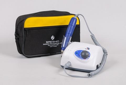 Аппарат для маникюра и педикюра STRONG 210/105L (без педали в сумке)