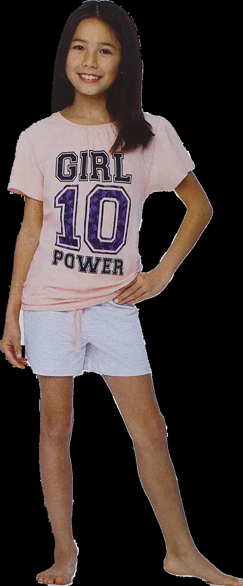 Комплект для девочки 9TH Avenue футболка + шорты