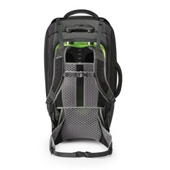 Сумка-рюкзак на колесах Osprey SoJourn 80 Flash Black - 2