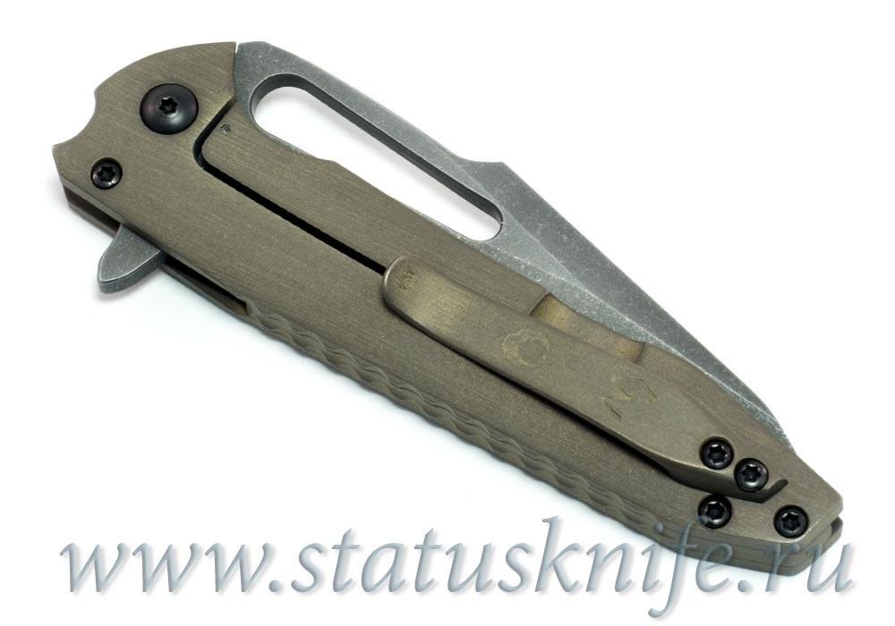 Нож Thick Mako Custom one off 2017 - фотография