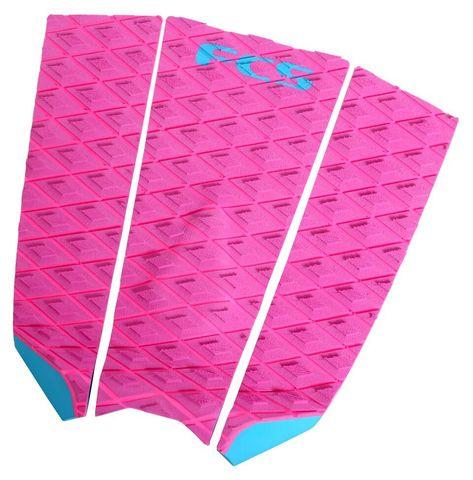 Коврик для серфборда FCS Fitzgibbon Purple/Bright Pink