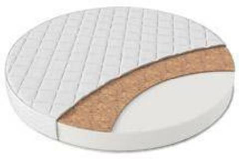 Комплект матрасов круглый+овальный