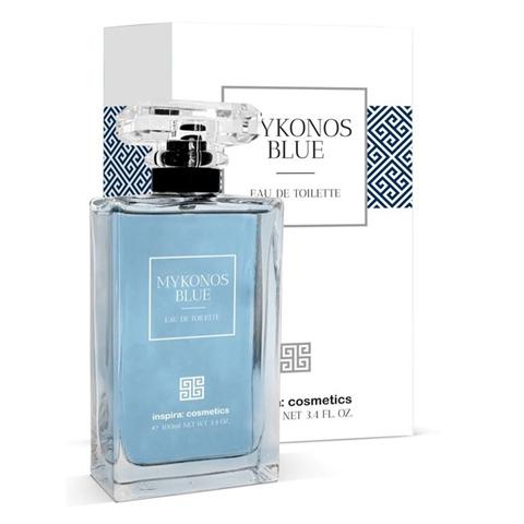 INSPIRA Mykonos Blue: Туалетная вода Mykonos Blue (Mykonos Blue EdT), 100мл