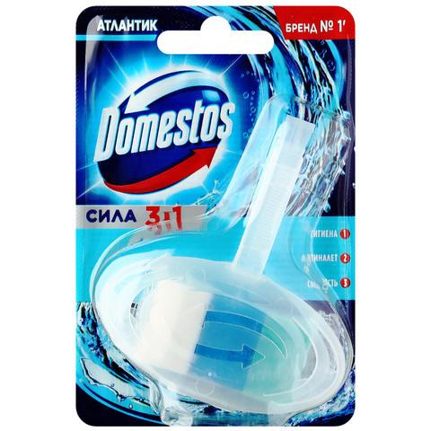 Подвесной очиститель для унитаза (туалетный блок) Domestos 40 г