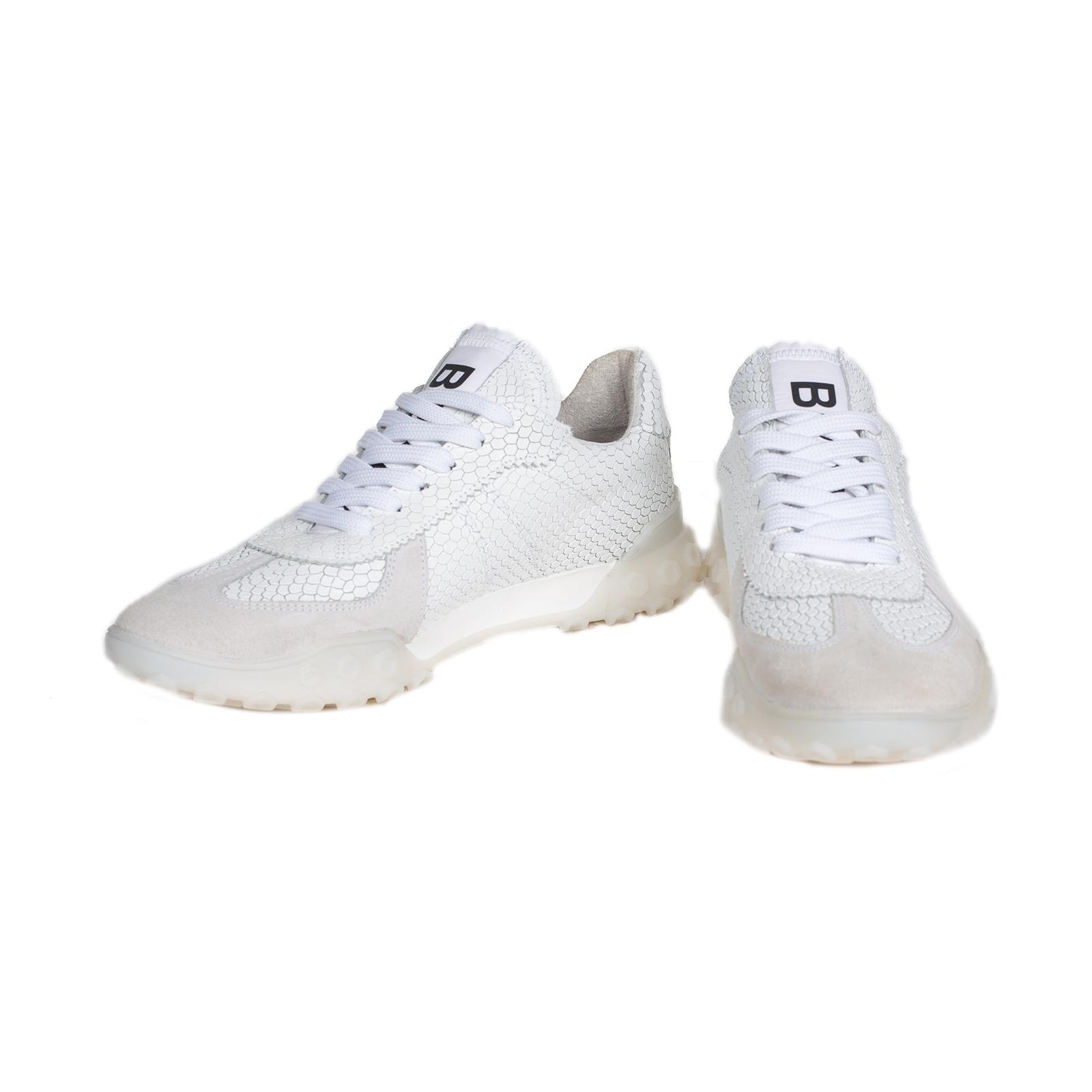 Кроссовки женские, BRONX, 66269 (белый)