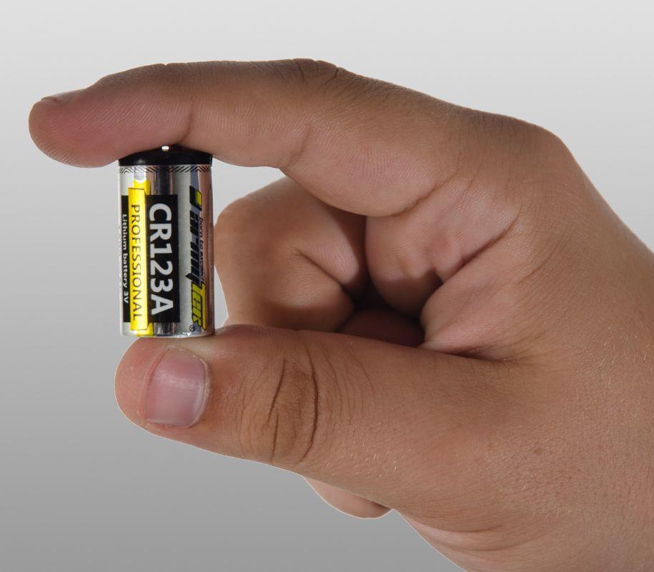 Батарейка Armytek CR123A 1600 mAh - фото 3