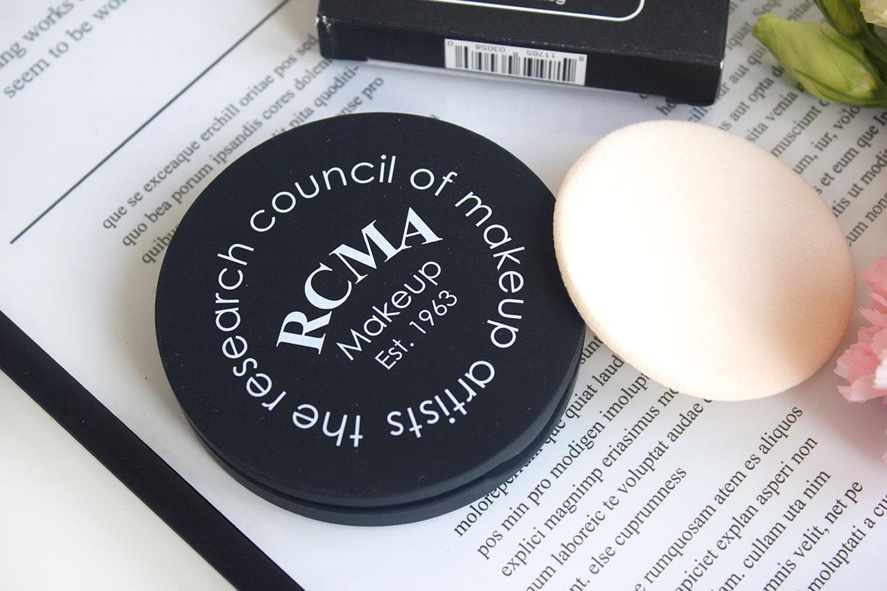 RCMA No Color Pressed Powder
