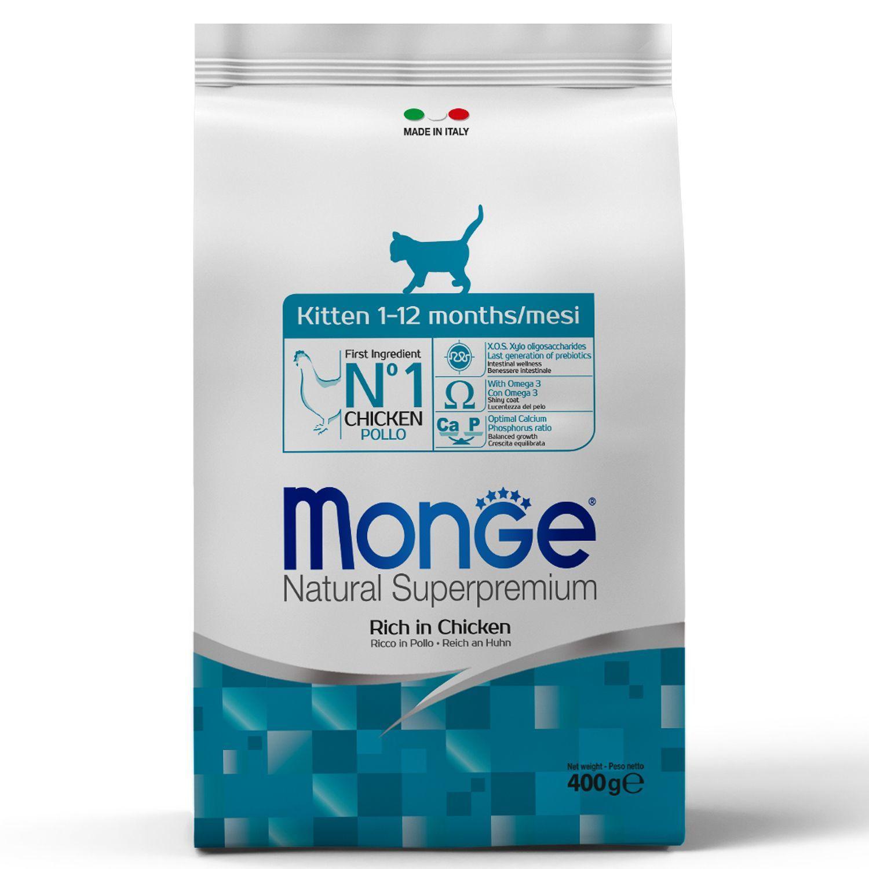 Сухой корм Корм для котят Monge Kitten 70004862_1.jpeg