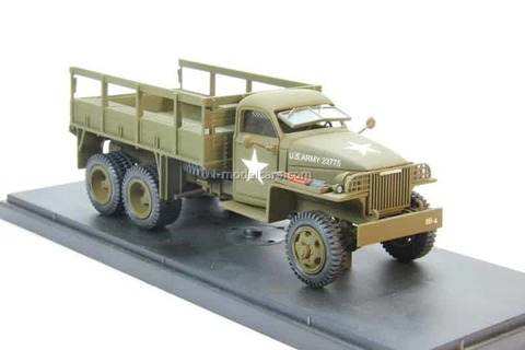 Studebaker US 6 flatbed truck US Army 1:43 Miniclassic