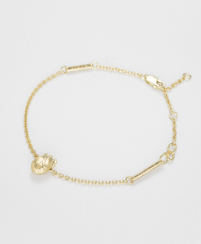 Браслет ANATOMIC HEART SMALL GOLD