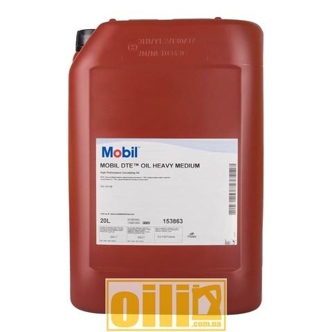 Mobil DTE OIL HEAVY MEDIUM 20L