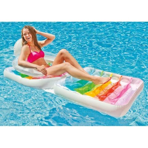 Матрас-кресло для плавания Intex 58847