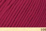 Пряжа Fibra Natura Dona 106-09 брусника