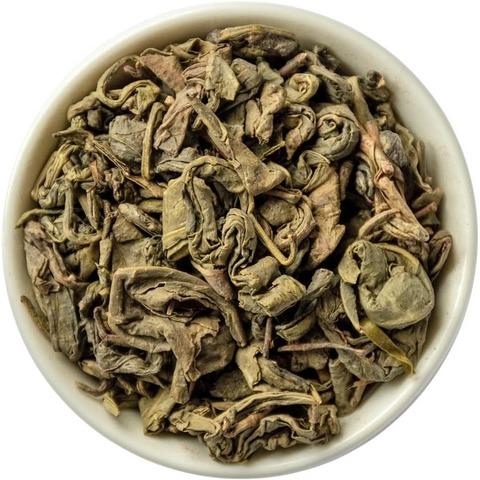 Зелёный чай Ганпаудер (Порох 9375) 100 гр. купить в Москве