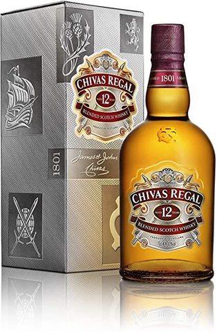 Chivas Regal  40 % 12 Years Old GB