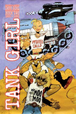 MARTIN, ALAN: Tank Girl Full Color Classics Volume 2