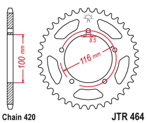 JTR464