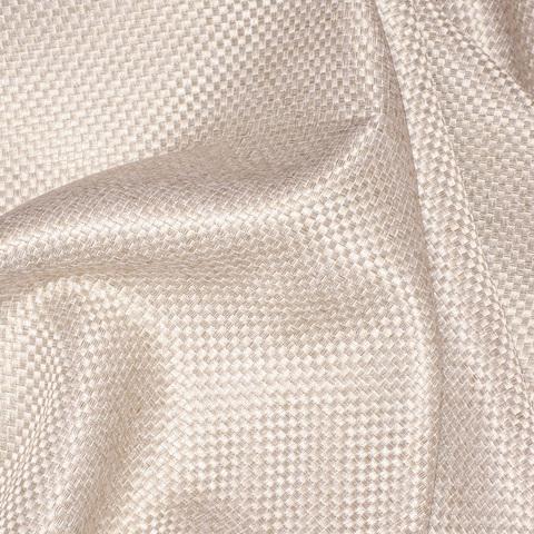 Портьеры блэкаут рогожка - Молочные. Ш-100/150/200 см., В-250/270 см. В упаковке - 2 шт.  Арт. AF-R/2