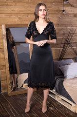 Платье с кружевом Mia-Mia