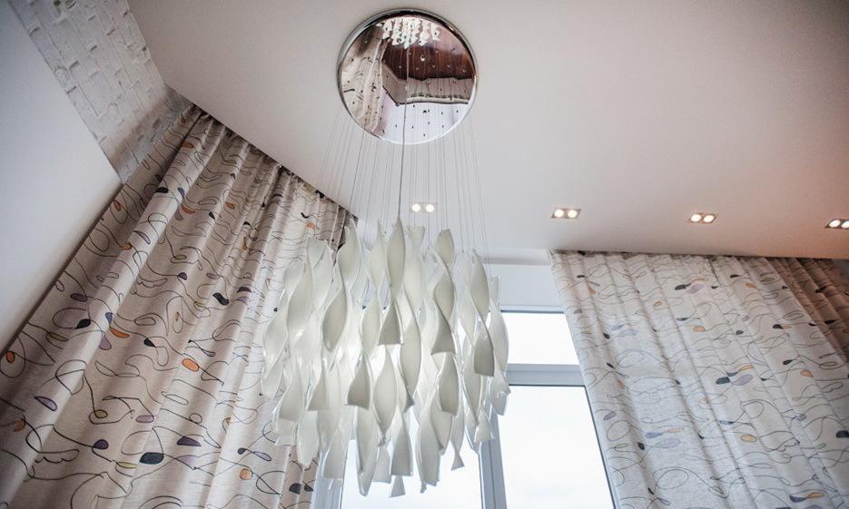 Потолочный светильник копия AURA by AXO LIGHT/2 D 45 cm (коричневый)
