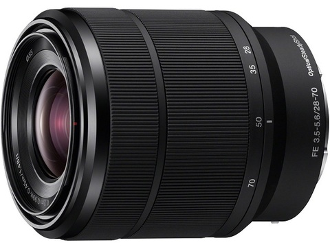Объектив Sony 28-70mm f/3.5-5.6 OSS SEL-2870 Black для Sony E