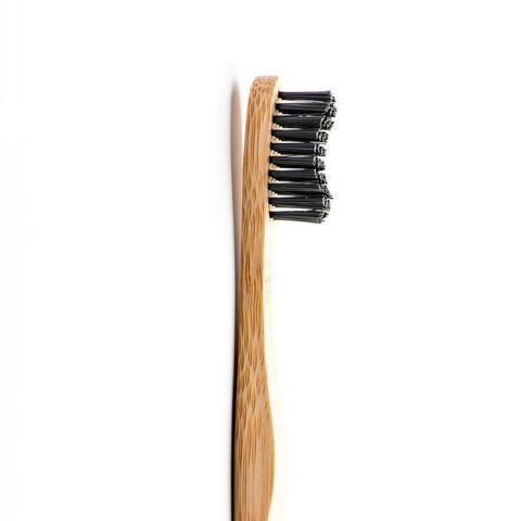 Зубная щетка для взрослых Humble Brush Adult (Черная, мягкая)
