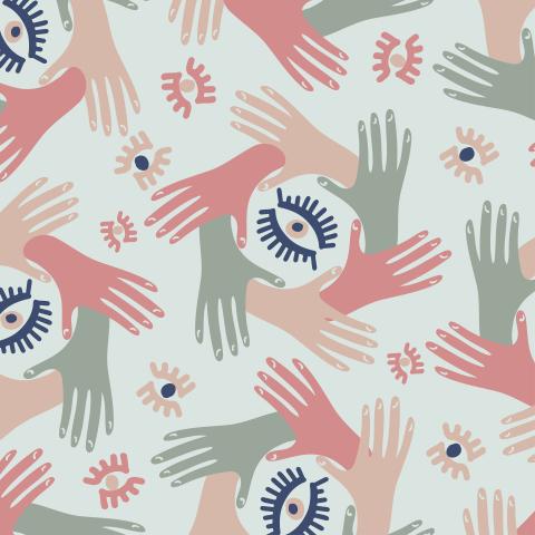 Руки и глаза