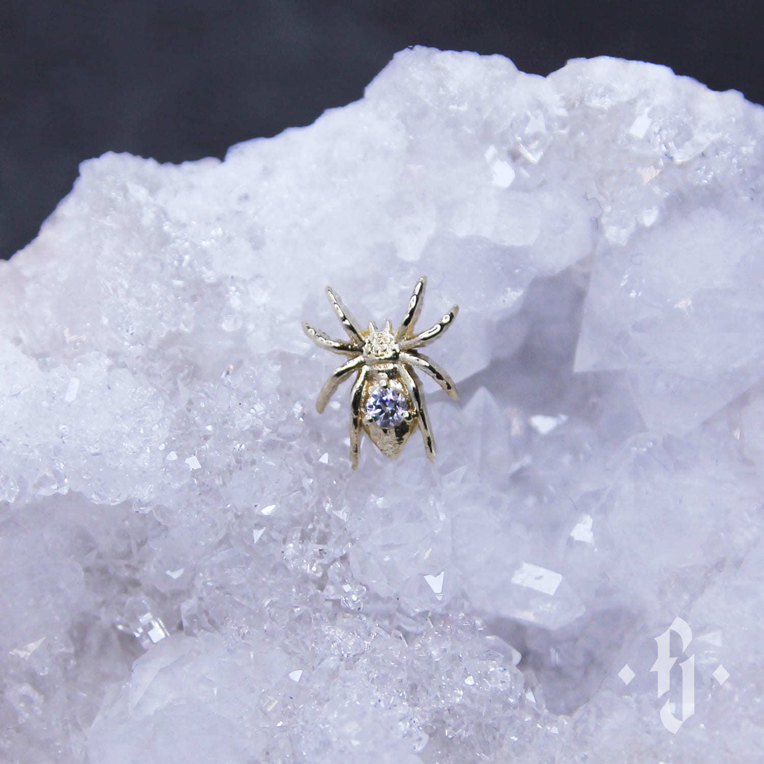 Spider v.2 Yellow Gold - A141
