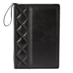 Папка-портфель кожаная «Министр»
