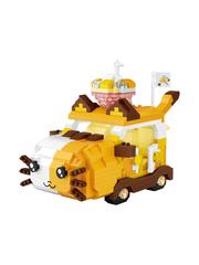 Конструктор LOZ Машина - кошка 990 деталей NO. 9260 Cat car mini blocks