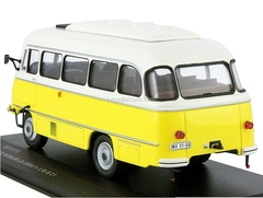 Robur LO 3000 Fr 2 M-B 21 white-yellow 1972 IST177T IST Models 1:43