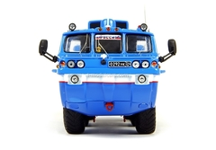 ZIL-49061 Blue Bird with the interior DIP 1:43