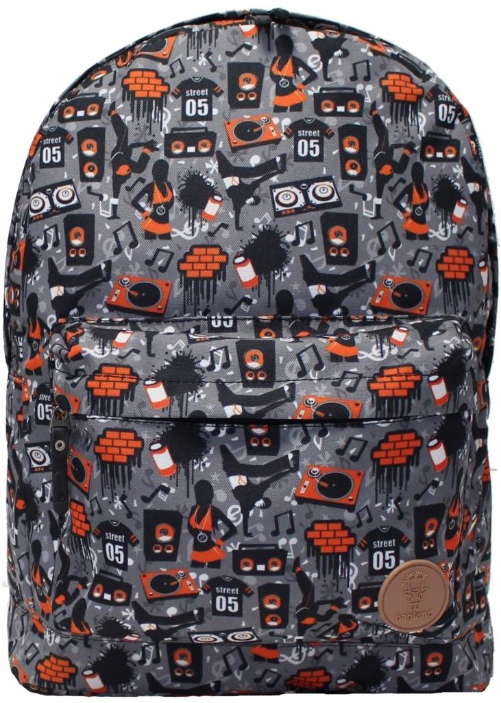 Городские рюкзаки Рюкзак Bagland Молодежный (дизайн) 17 л. сублимация (техно) (00533664) a989bb1b8a35cb52274622a1b63d907c.jpg