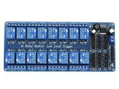Модуль реле 16-канальный 10 А, 250 V
