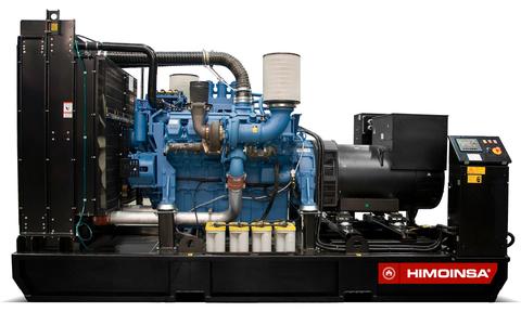 Дизельный генератор Himoinsa HMW-300 T5