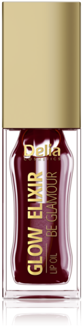 DELIA Масло для губ Be Glamour Glow Elixir Lip Oil 03 SENSUAL 8 мл (*60)
