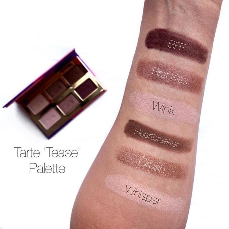 Tarte Tartelette™ tease clay palette