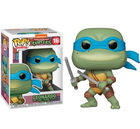 Leonardo TMNT Funko Pop! || Леонардо (Черепашки-Ниндзя)
