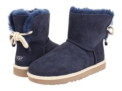 UGG Bailey Bow Selene Navy