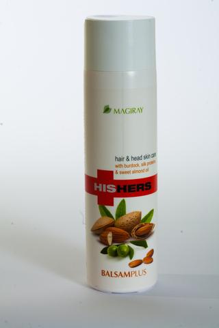 BALSAMPLUS hair & head skin care