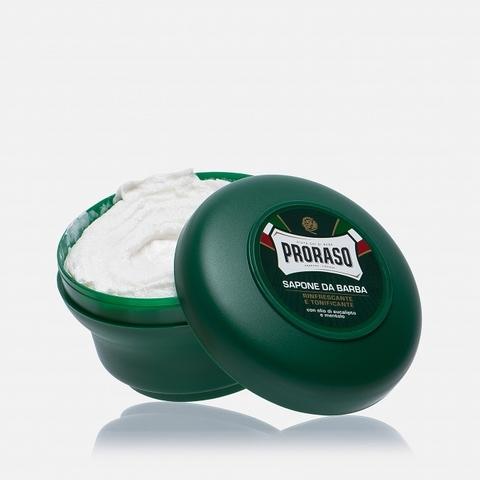 Мыло для бритья Proraso эвкалипт и ментол