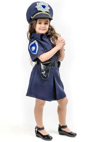 Костюм Полицейский для девочки 2