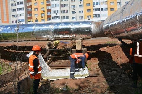 Составление и экспертиза инвестиционных программ в сфере водоснабжения, водоотведения, теплоснабжения