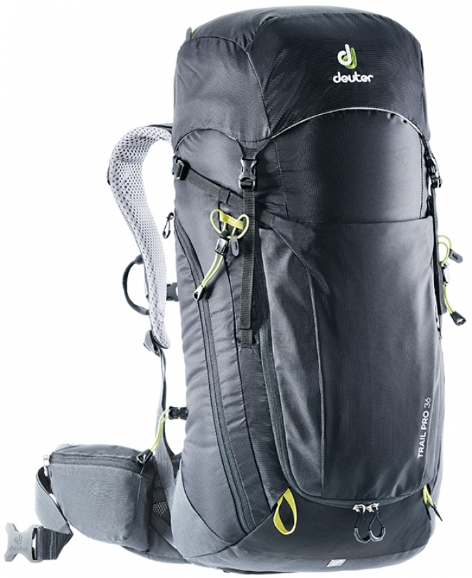 Туристические рюкзаки легкие Рюкзак Deuter Trail Pro 36 image2__1_.jpg