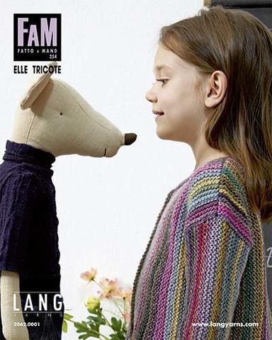 Журнал FaM №254 Elle Tricote