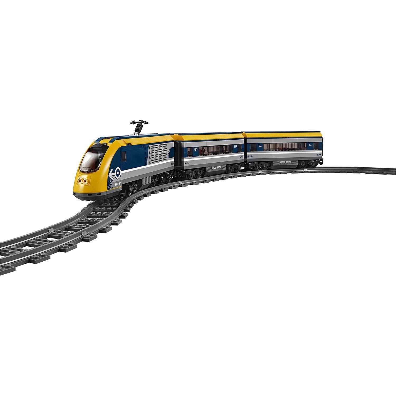 Конструктор LEGO City Trains Пассажирский поезд 60197