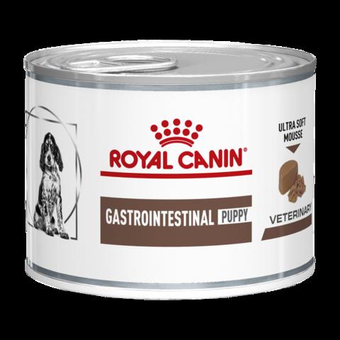 Royal Canin Gastro-Intestinal Puppy Консервы для щенков при нарушениях пищеварения (мусс)