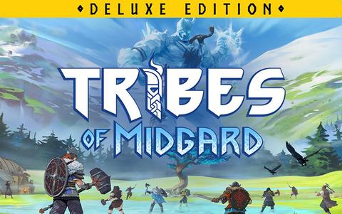 Tribes of Midgard Deluxe Edition (для ПК, цифровой ключ)