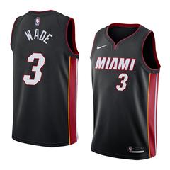 Баскетбольная майка NBA 'Miami Heat/Wade 3'